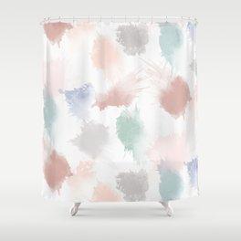 Lacquerista Bankshots Shower Curtain