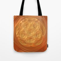 dune Tote Bags featuring Dune by Lyle Hatch