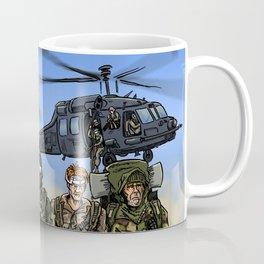 He Who Dares Coffee Mug