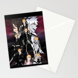 Ichigo Evolution Stationery Cards