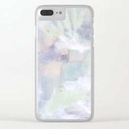 Widow Maker (The Sweven Project) Clear iPhone Case