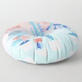 pots Floor Pillow