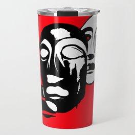 Love the Masks Travel Mug