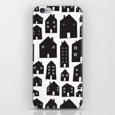 Scandi Houses iPhone & iPod Skin