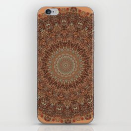 Your 60s Bedspread iPhone Skin