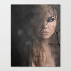 Peeking Through  Canvas Print