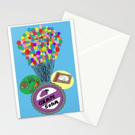 UP Ears Stationery Cards