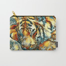 AnimalArt_Tiger_20170606_by_JAMColorsSpecial Carry-All Pouch