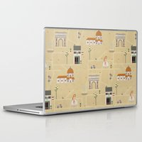 florence Laptop & iPad Skins featuring Florence by Charlotte Langstroth