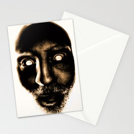 Zombie! Stationery Cards