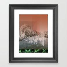 atmosphere 17 · Such a Blast Framed Art Print