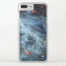 Large Magellanic Cloud Clear iPhone Case