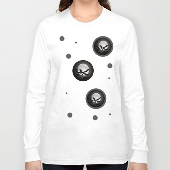 Buckeye Moon Long Sleeve T-shirt