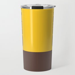 Lab No. 4 - The Word Goal Is Useless Without The Word Go Gym Inspirational Quotes Poster Travel Mug