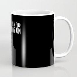 Keep Calm And Squeak On Coffee Mug