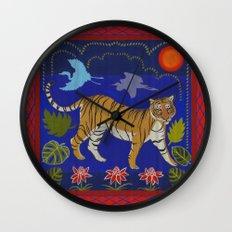 kaplan Wall Clock