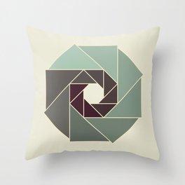 Shutter Throw Pillow