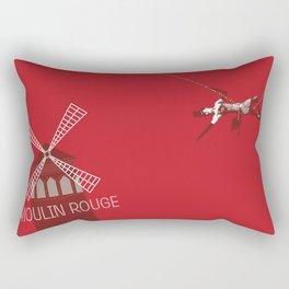 Moulin Rectangular Pillow