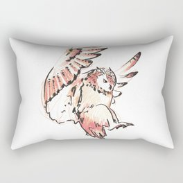 you were born with wings Rectangular Pillow