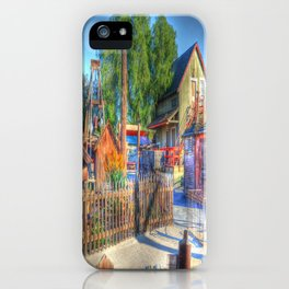 Western Yard iPhone Case