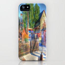 Western Yard iPhone Case