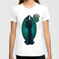 snape T-shirts featuring Severus Snape by Zeynep Aktaş