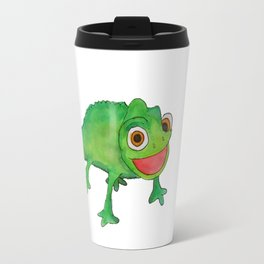 Pascel (From Tangled) Watercolor Travel Mug