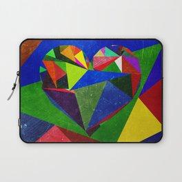 Triangle Love Laptop Sleeve