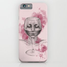 Till I disappear iPhone Case
