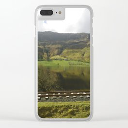 Lough Finn, Ireland Clear iPhone Case