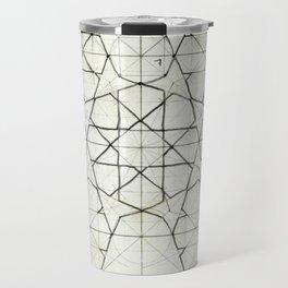 Geometry Sketch Nine Travel Mug