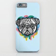 Pug Face iPhone 6s Slim Case