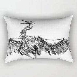 a marvelous creature Rectangular Pillow