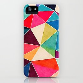 Brights iPhone Case
