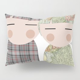 japan animation (for2) Pillow Sham