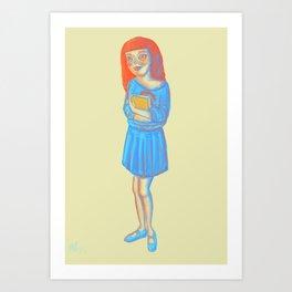 The Weasley Sister Art Print