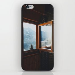 Dolomite Cabin iPhone Skin