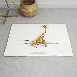 Running Giraffe / Jirafa Corriendo Rug
