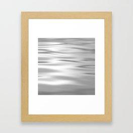 Sunlight on Water Framed Art Print