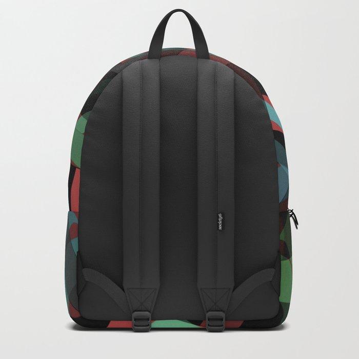 Celtic Droste Pattern Backpack