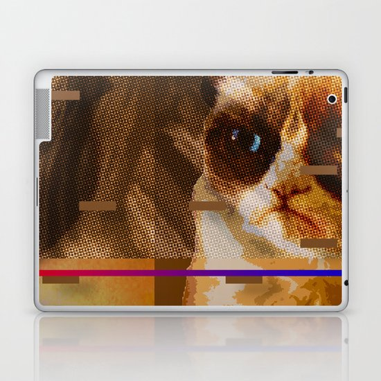 Been There Done That < The NO Series (Brown) Laptop & iPad Skin