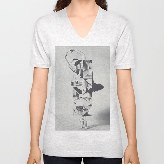 Diamond Dancer Unisex V-Neck