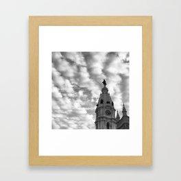 Philadelphia City Hall Framed Art Print