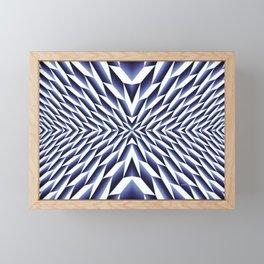 The Third Dimension Framed Mini Art Print