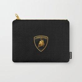 Lamborghini black Carry-All Pouch