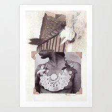 Inner Landscapes Art Print