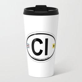 Cumberland Island - Georgia. Travel Mug