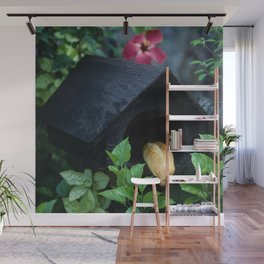 Fresh French Bread Delivery in Tahiti Wall Mural