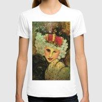 royal T-shirts featuring Royal by Liz Atmore-Vitols