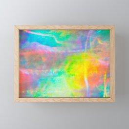 Prisms Play Of Light 1 Framed Mini Art Print